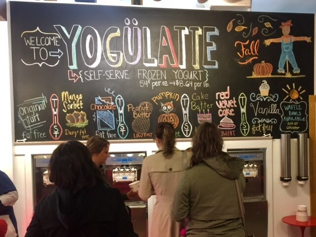 PHOTOS: Pile on the toppings at Yogülatte in Speedway