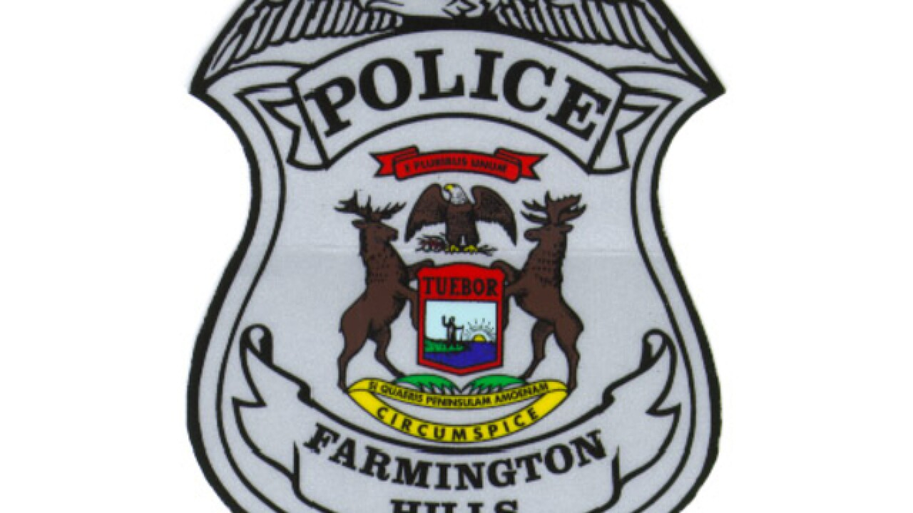 Farmington Hills police warn residents to lock their doors and cars after recent break-ins