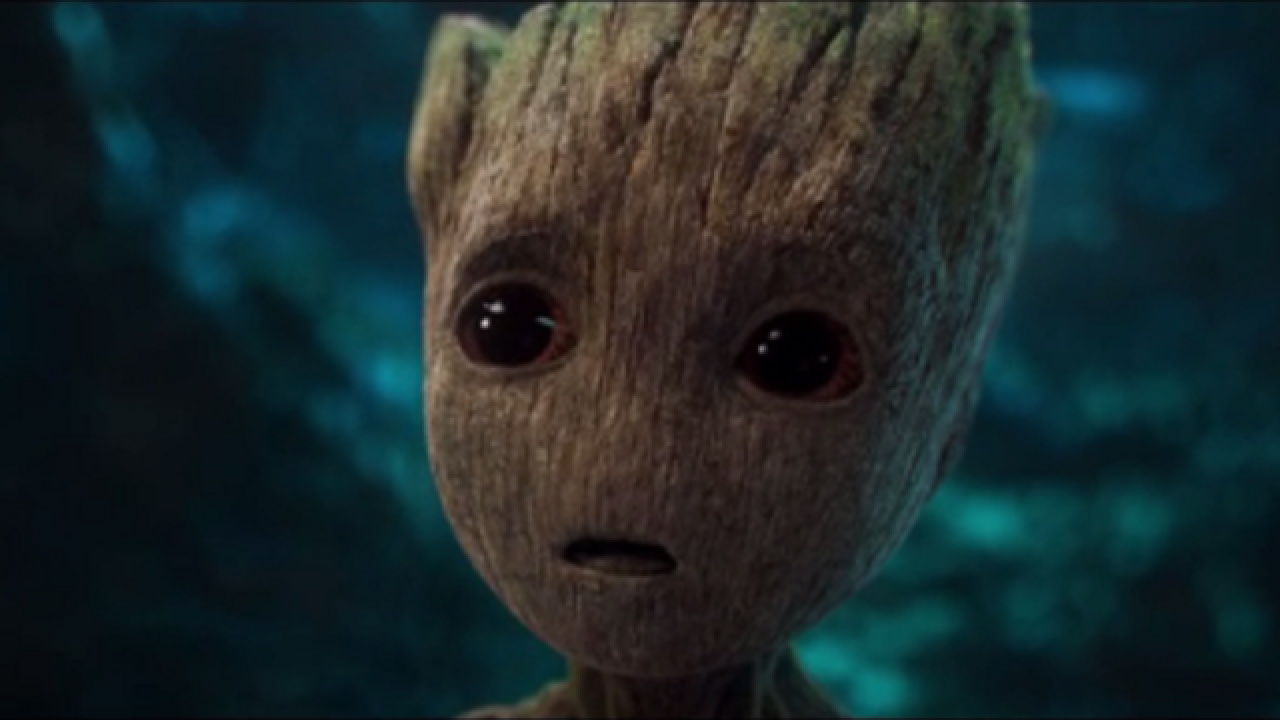 New 'Guardians of the Galaxy: Vol. 2' trailer stars Baby Groot