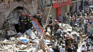 Lebanon probes blast amid rising anger, calls for change; at least 135 dead and 5,000 injured