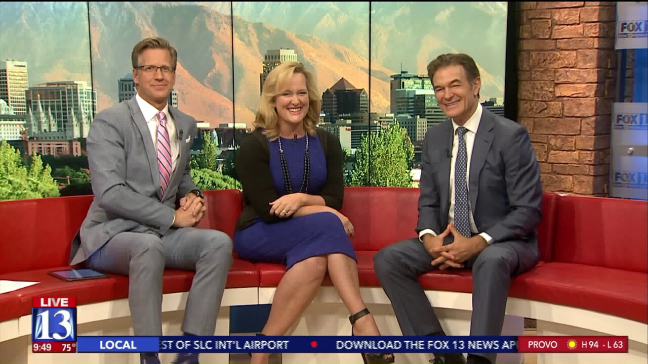 Dr. Oz previews Season 11 of his show; your input could end up in asegment