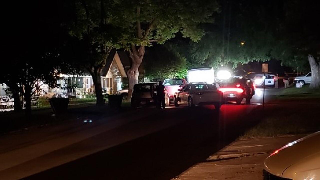 Deputies investigating shooting in Tulsa