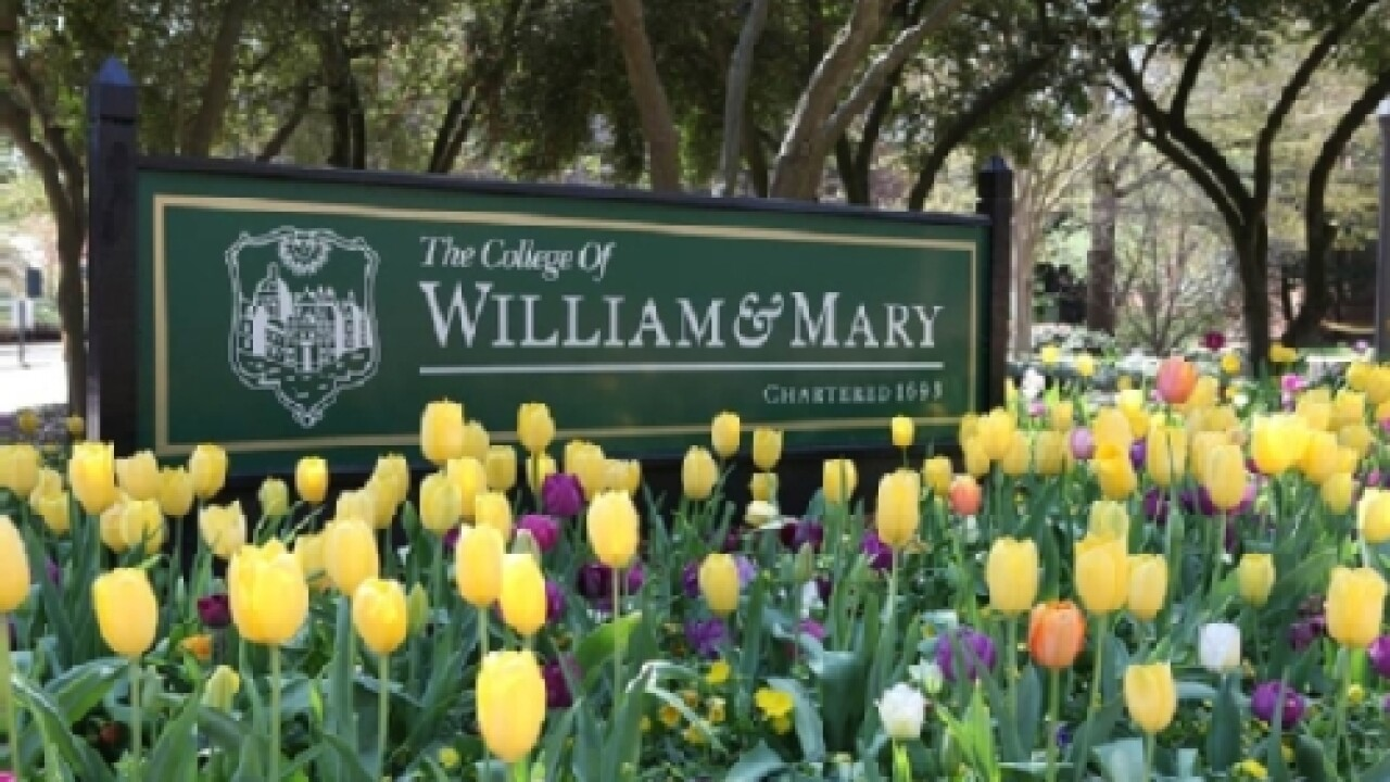 Death investigation underway on College of William and Mary campus