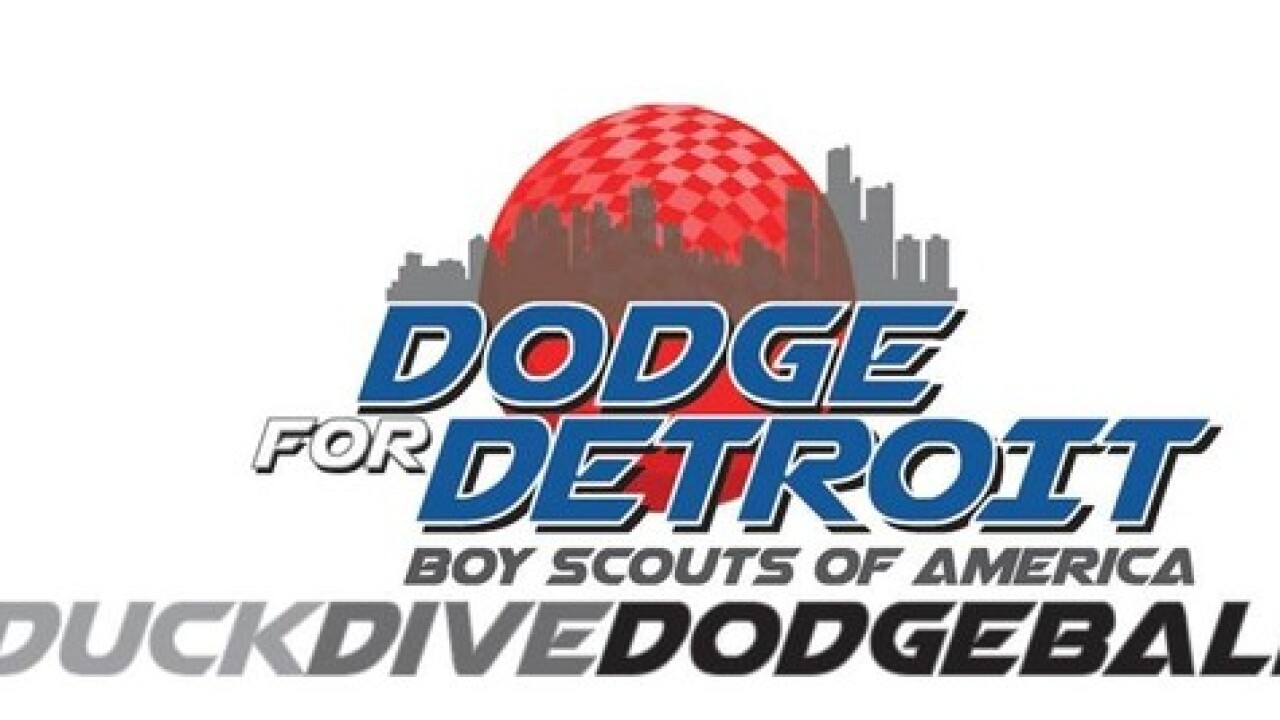 Boy Scouts of America in Michigan to host dodgeball tournament in