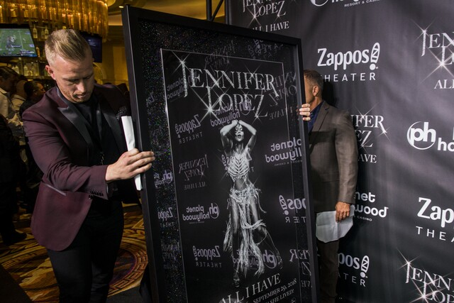 PHOTOS: Final Jennifer Lopez All I have residency show