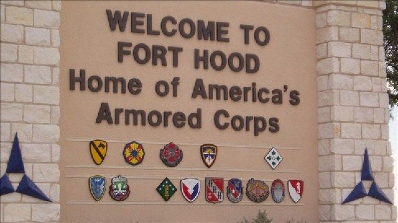 Police search for suspect after pursuit ends on Fort Hood