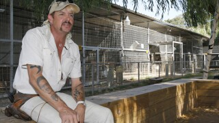 Report: 'Tiger King' star Joe Exotic seeking pardon from President Trump