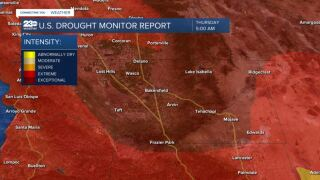 Drought Update 6/10/2021