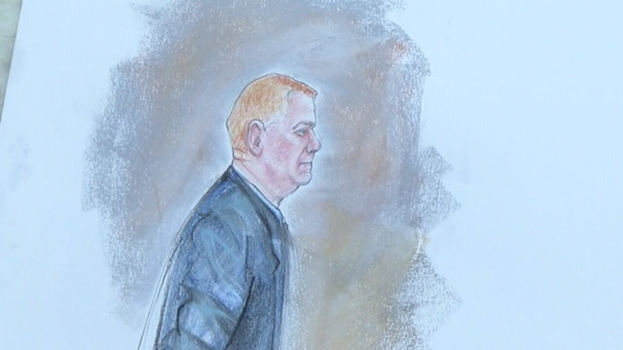 BP Agent's murder trial to stay in Federal Court