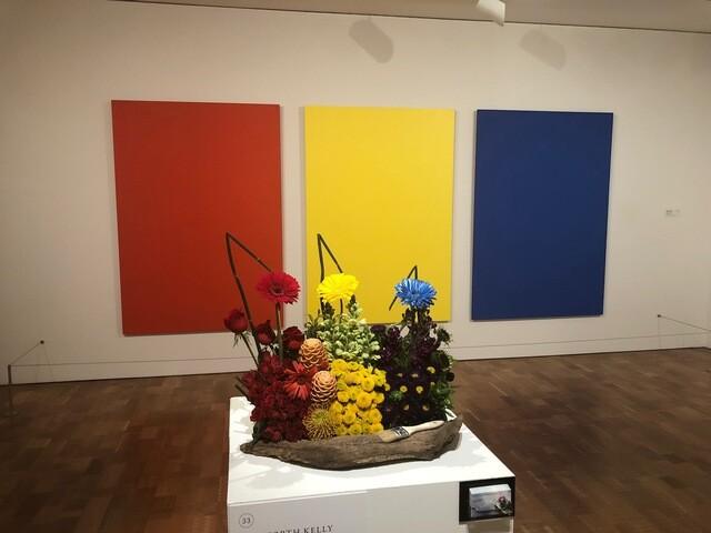 Milwaukee Art Museum hosts Art in Bloom