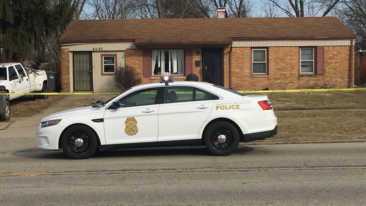 IMPD says death, shooting and crash at three separate