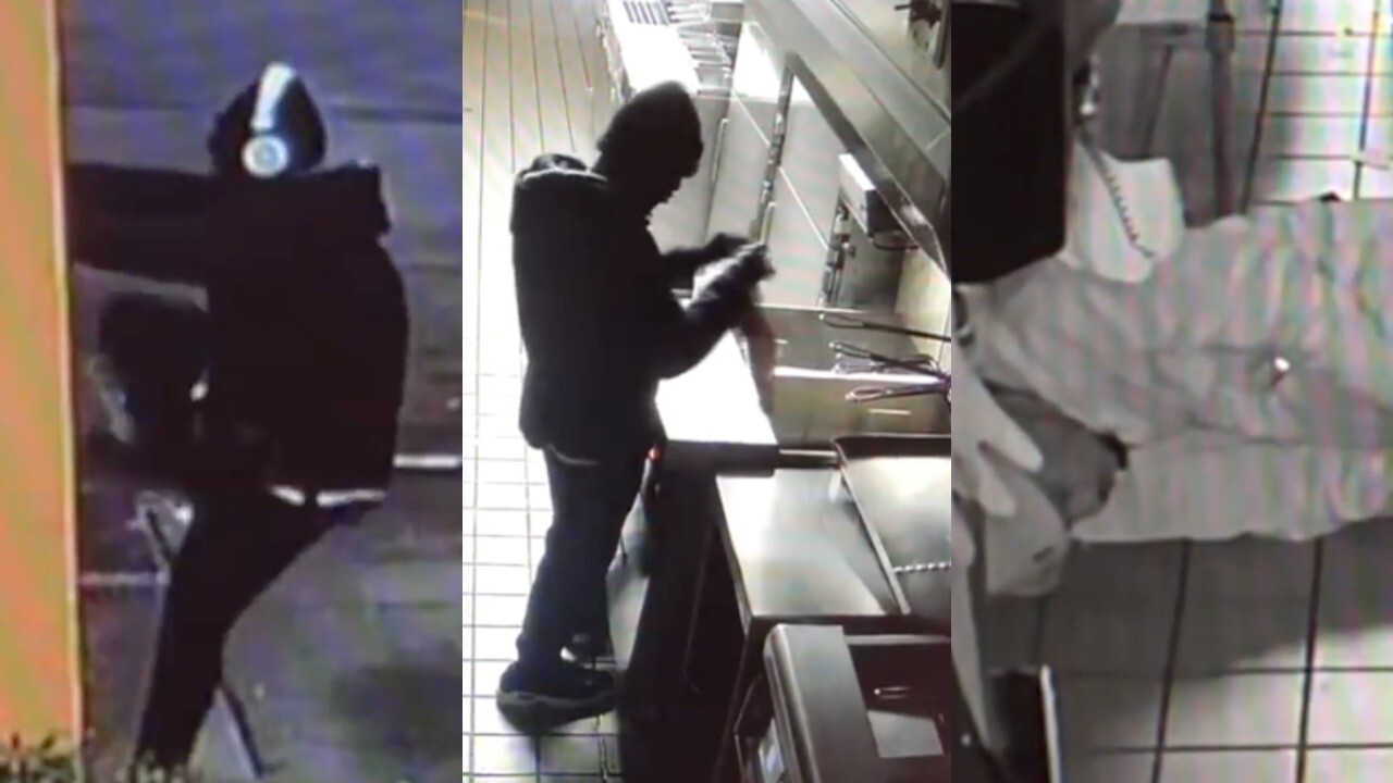 Georgia burglar broke into a Taco Bell, prepared himself a meal and took a nap