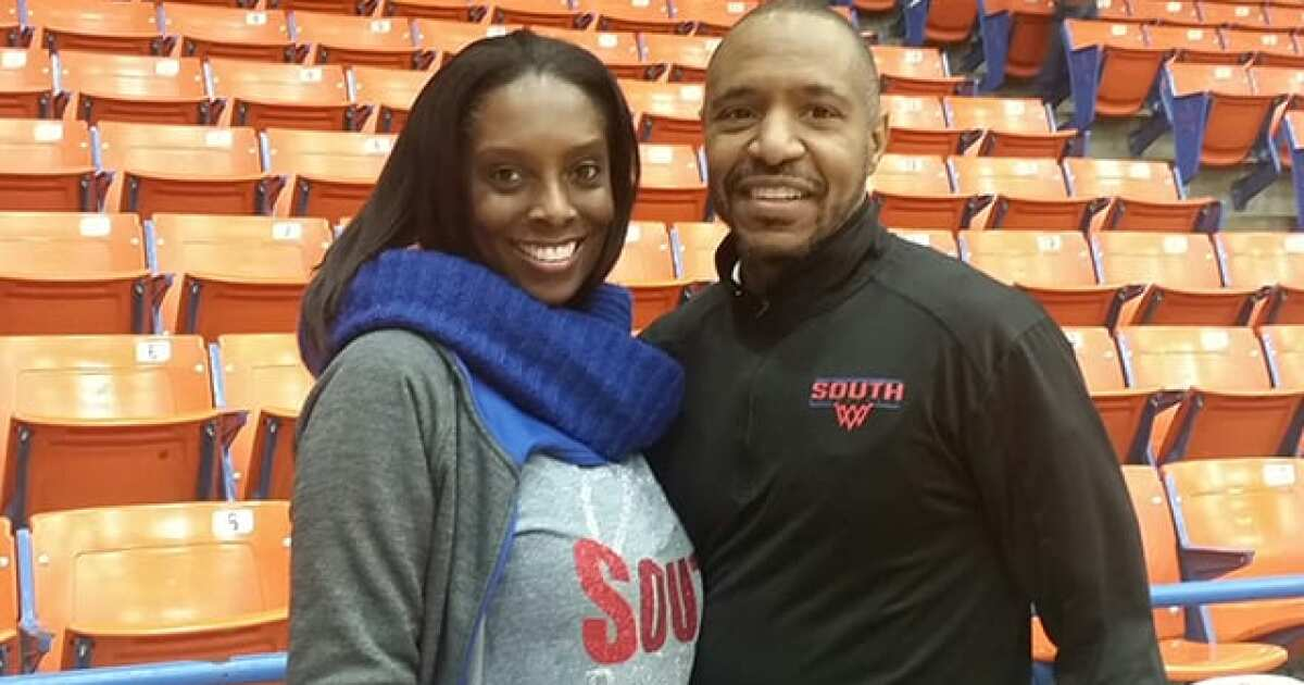 John Calipar S Life Lessons Resonated With Signee Tyrese Maxey S Parents