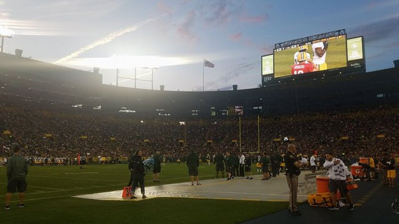 Dates set for Packers Experience & Family Night