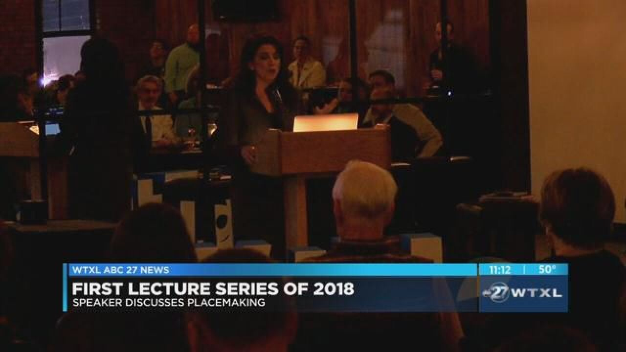 First Leon County lecture series of 2018 held