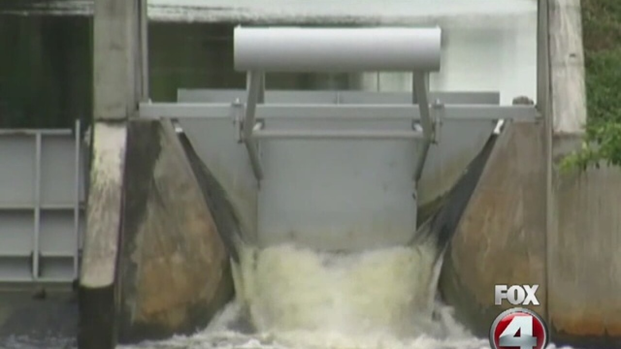 Lake Okeechobee discharges to begin Friday