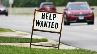 Virus Outbreak-Unemployment Benefits