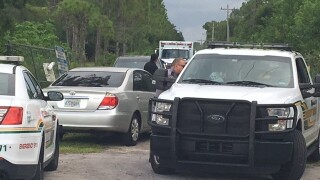Death investigation near water treatment plant in Immokalee