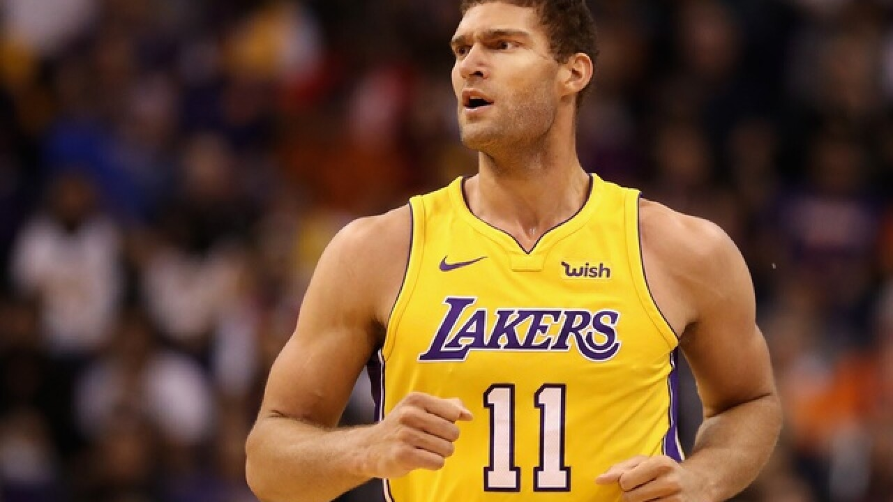 Milwaukee Bucks sign veteran center Brook Lopez