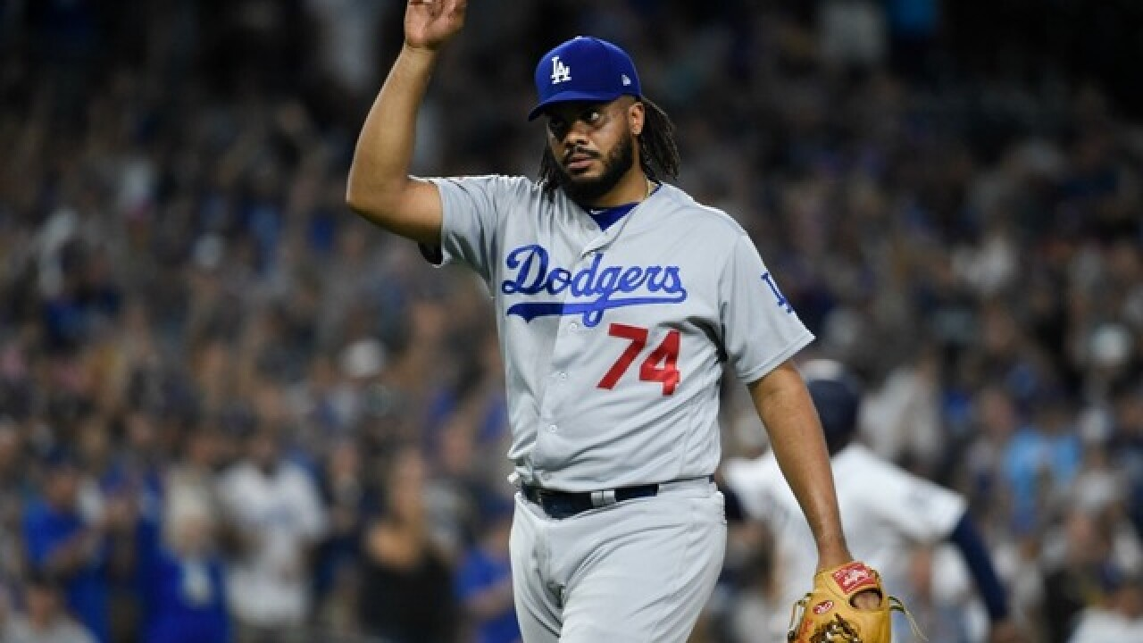 Dodgers All-Star Kenley Jansen goes on disabled list with irregular heartbeat