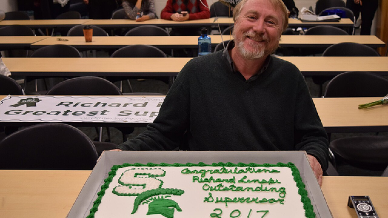 MSU's Outstanding Supervisor Awards announced