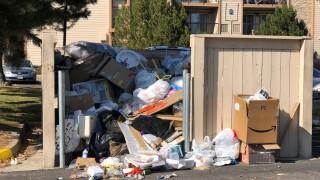 trash at hunters run condominiums.jpg