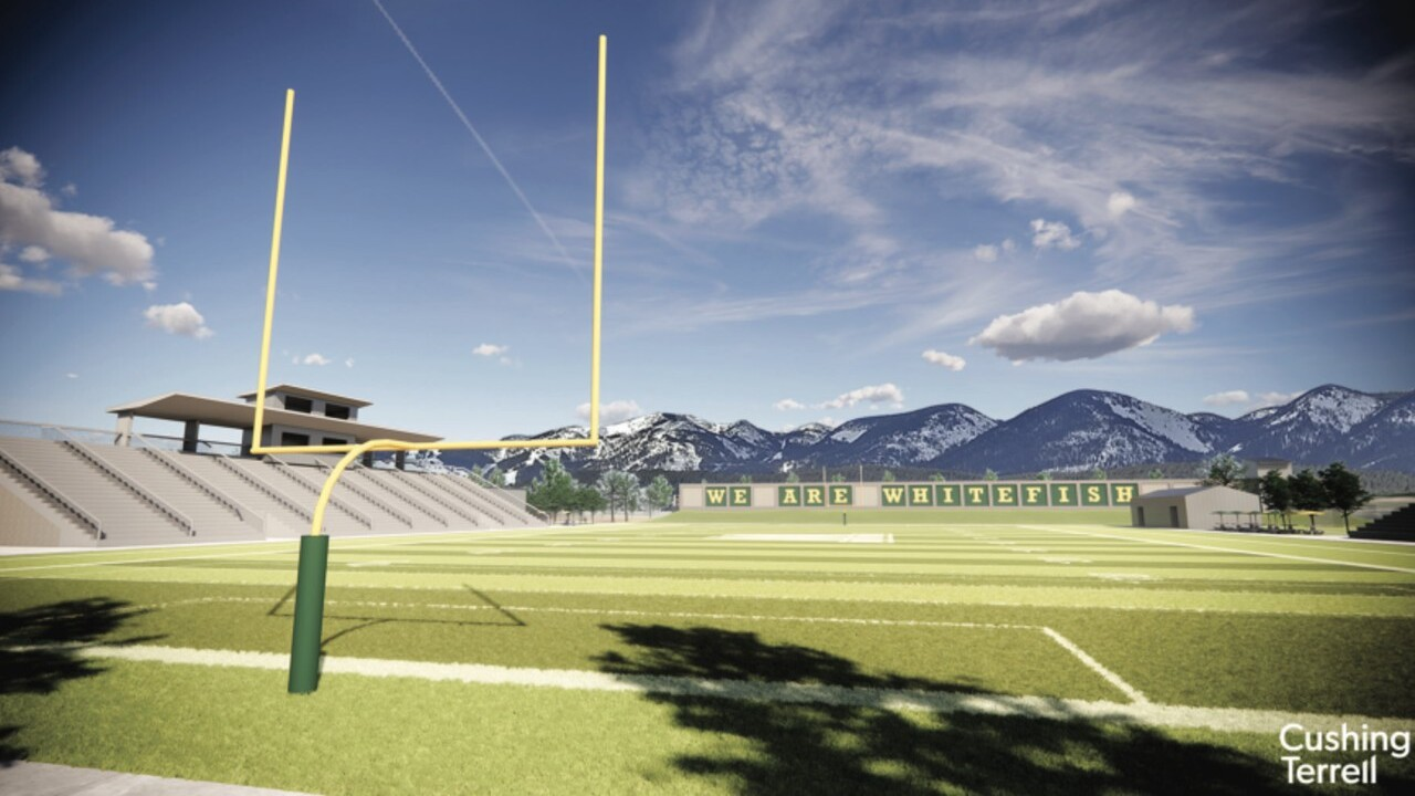 Proposed Whitefish Sports Facility