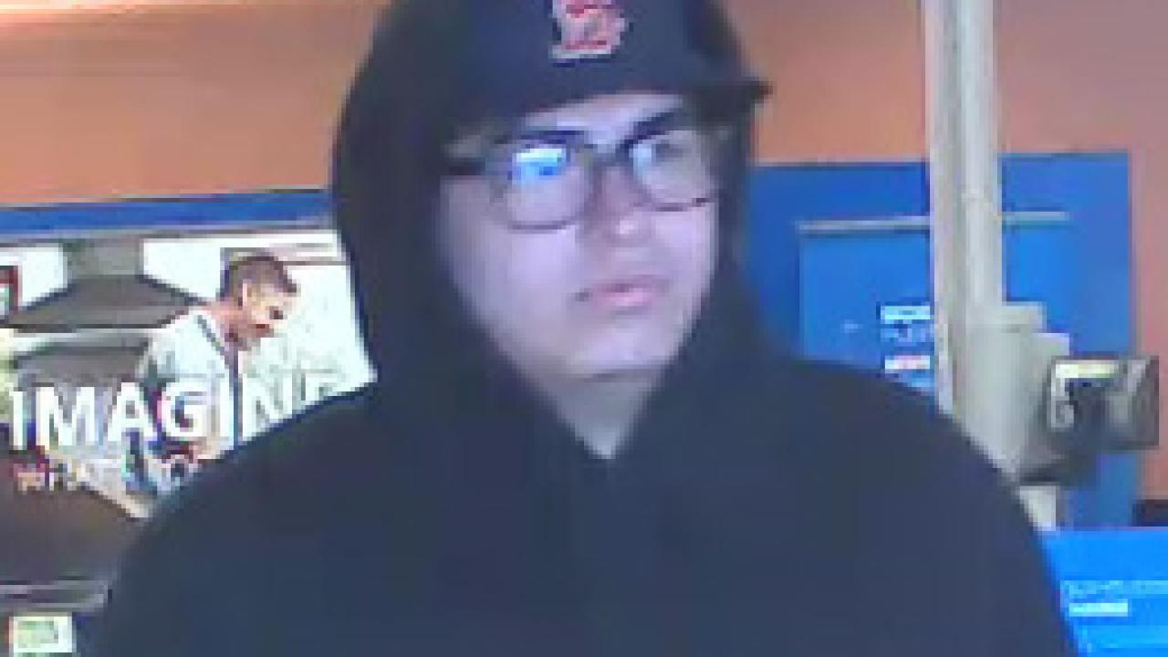 Avondale bank robber 2