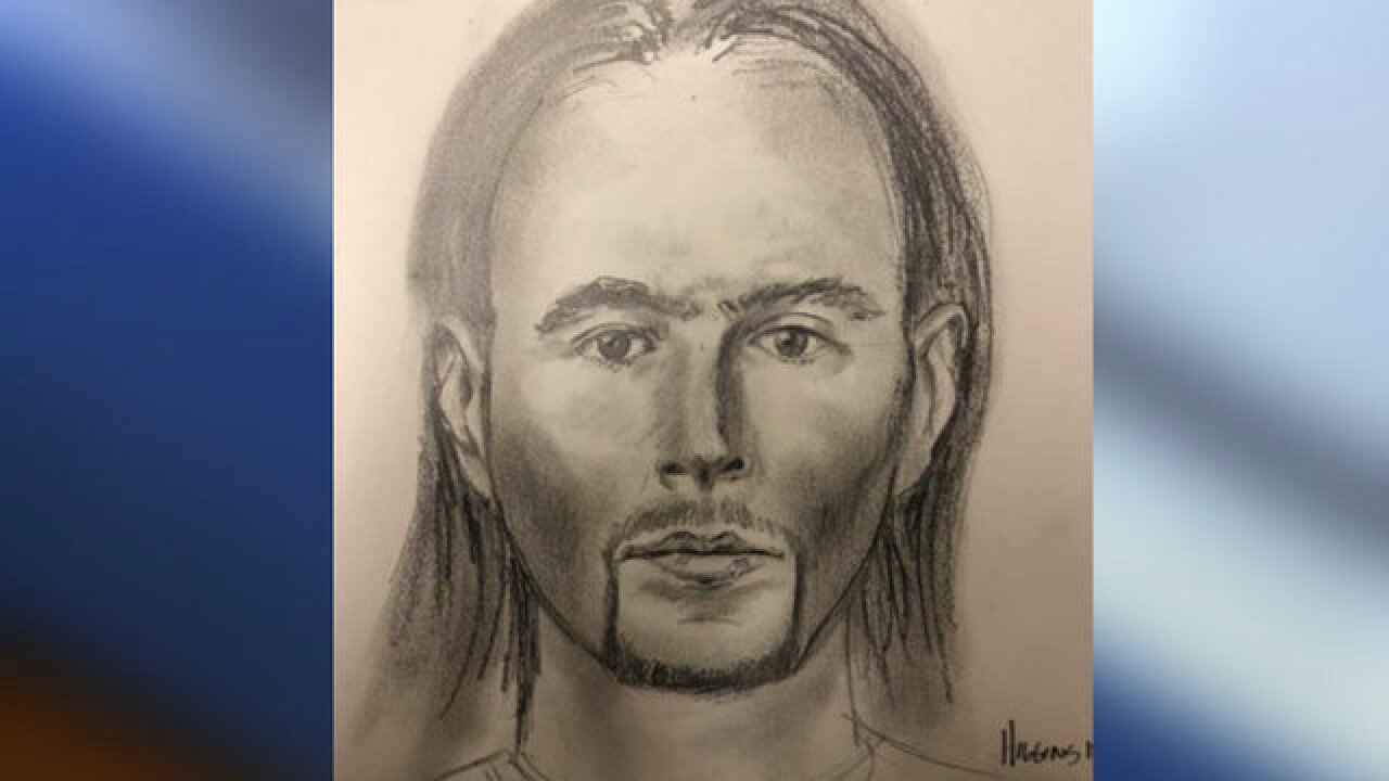 San Diego police release sketch of man suspected in deadly stabbing in Old Town