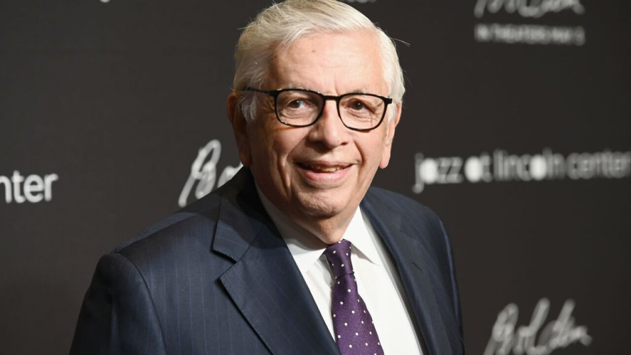 David Stern, former NBA commissioner who oversaw league's growth, dead at 77