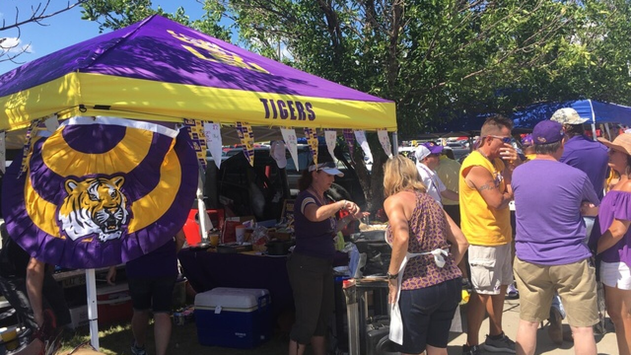 WATCH: College World Series Tailgate Tour
