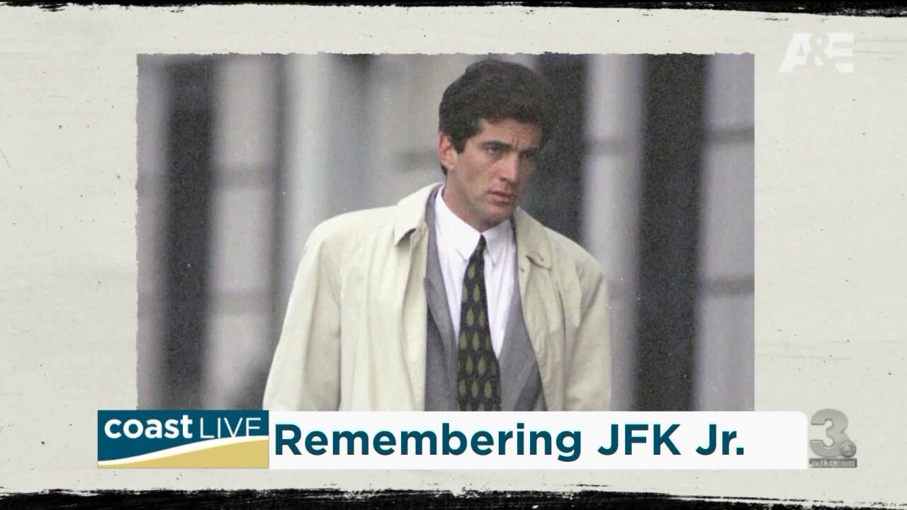 Learning more about the life and passing of JFK Jr. 20 years later on Coast Live
