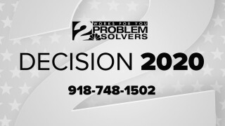 Decision 2020 2 Works for You's Problem Solvers hotline