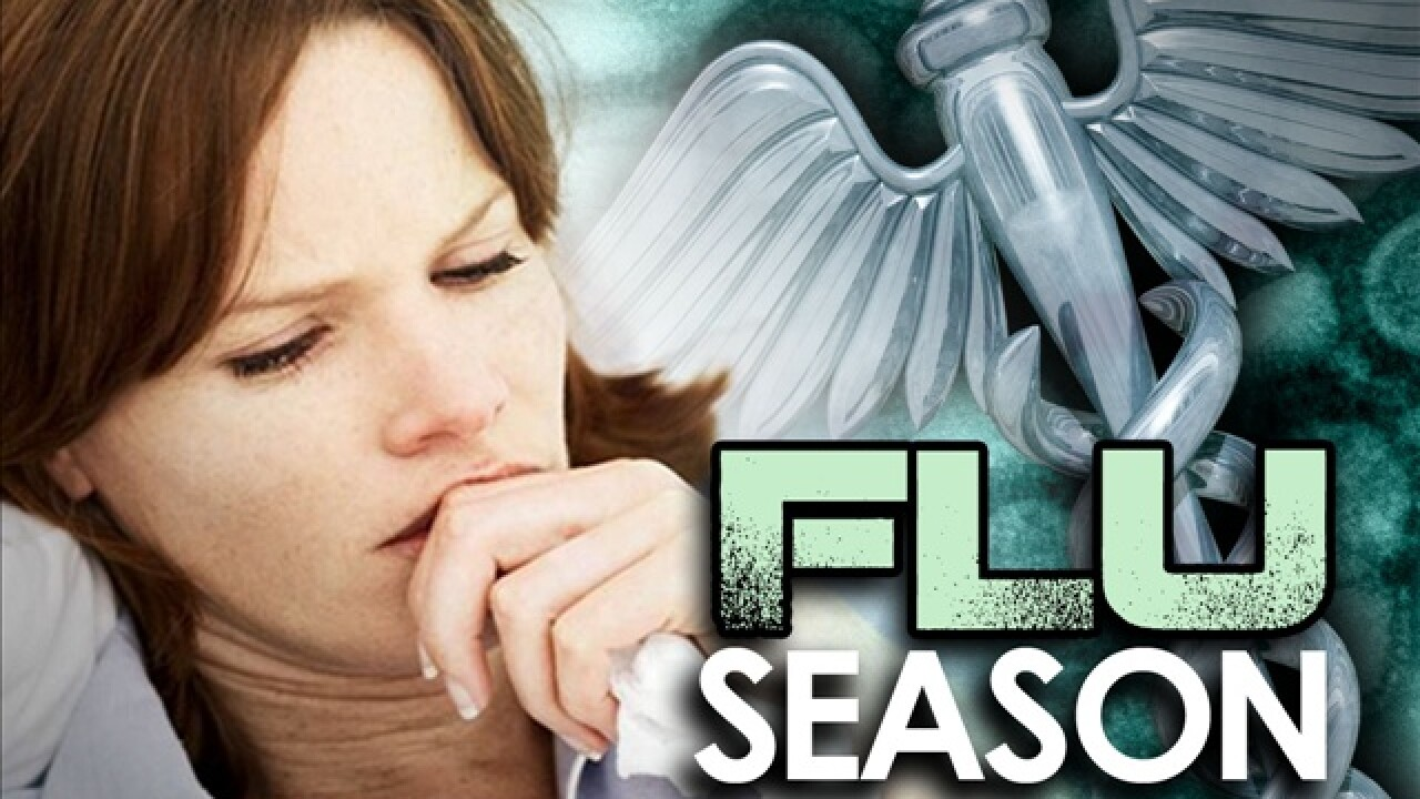 CDC: Flu season is ramping up early, could be bad year