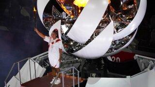 Tokyo Olympics Opening Ceremony Naomi Osaka