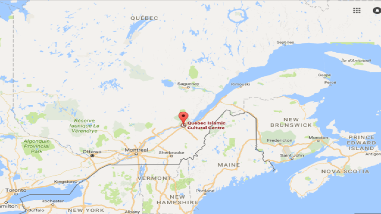 Six dead in Quebec mosque shooting