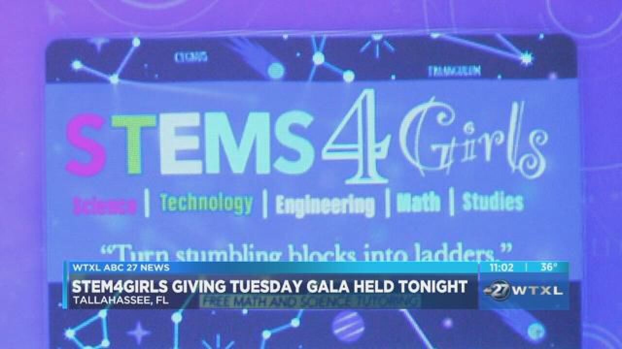 STEMS4Girls Giving Tuesday Gala held Tuesday
