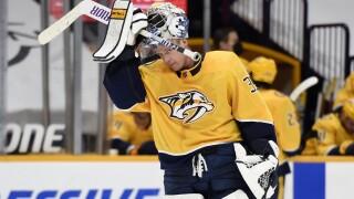 Hurricanes Predators Hockey