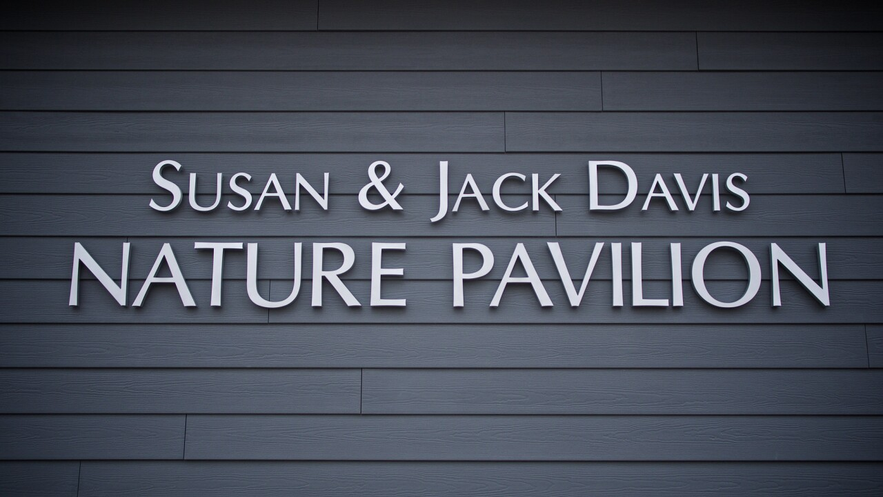 Davis Nature Pavilion