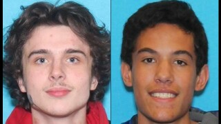 Two suspects wanted for robberies in Missoula, Flathead counties