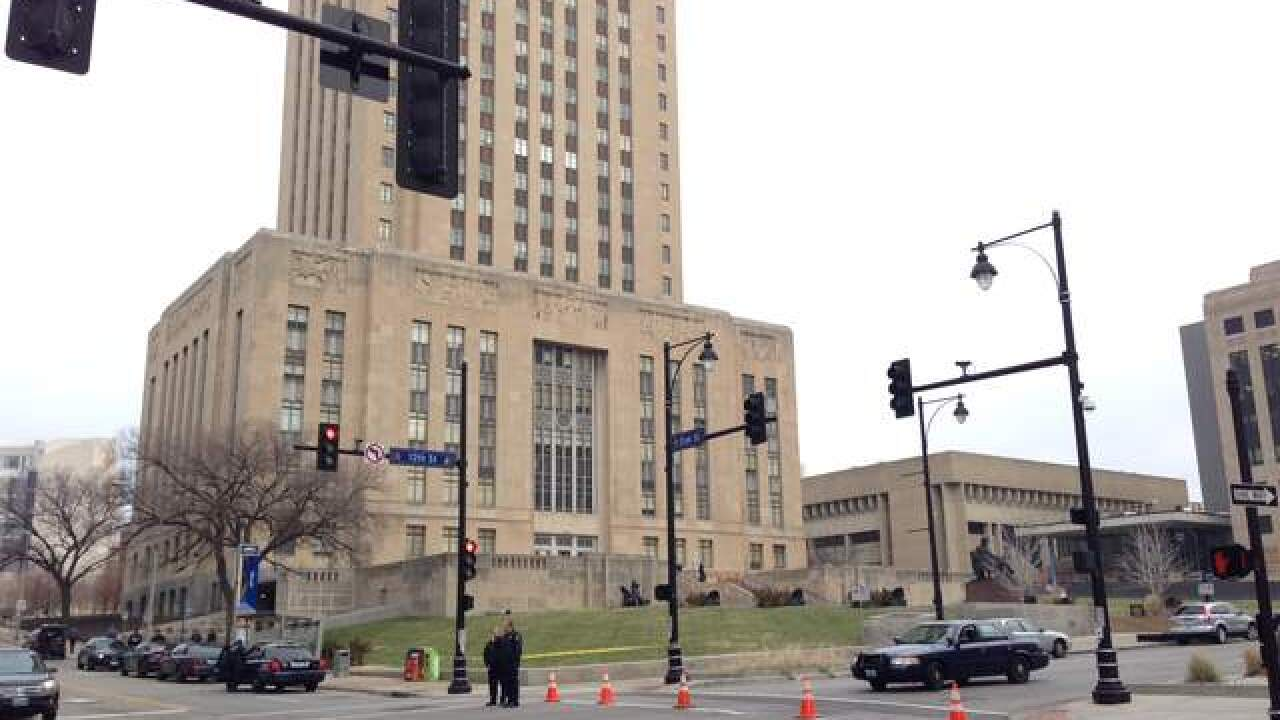KCMO City Hall reopens at noon Thursday after water main break