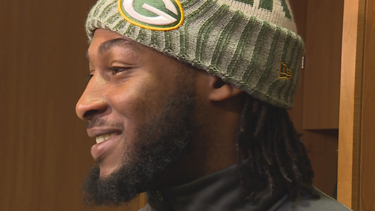 """Packers ready for """"much-needed"""" bye week"""