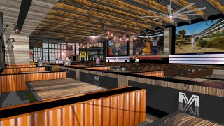 Mavix bar render