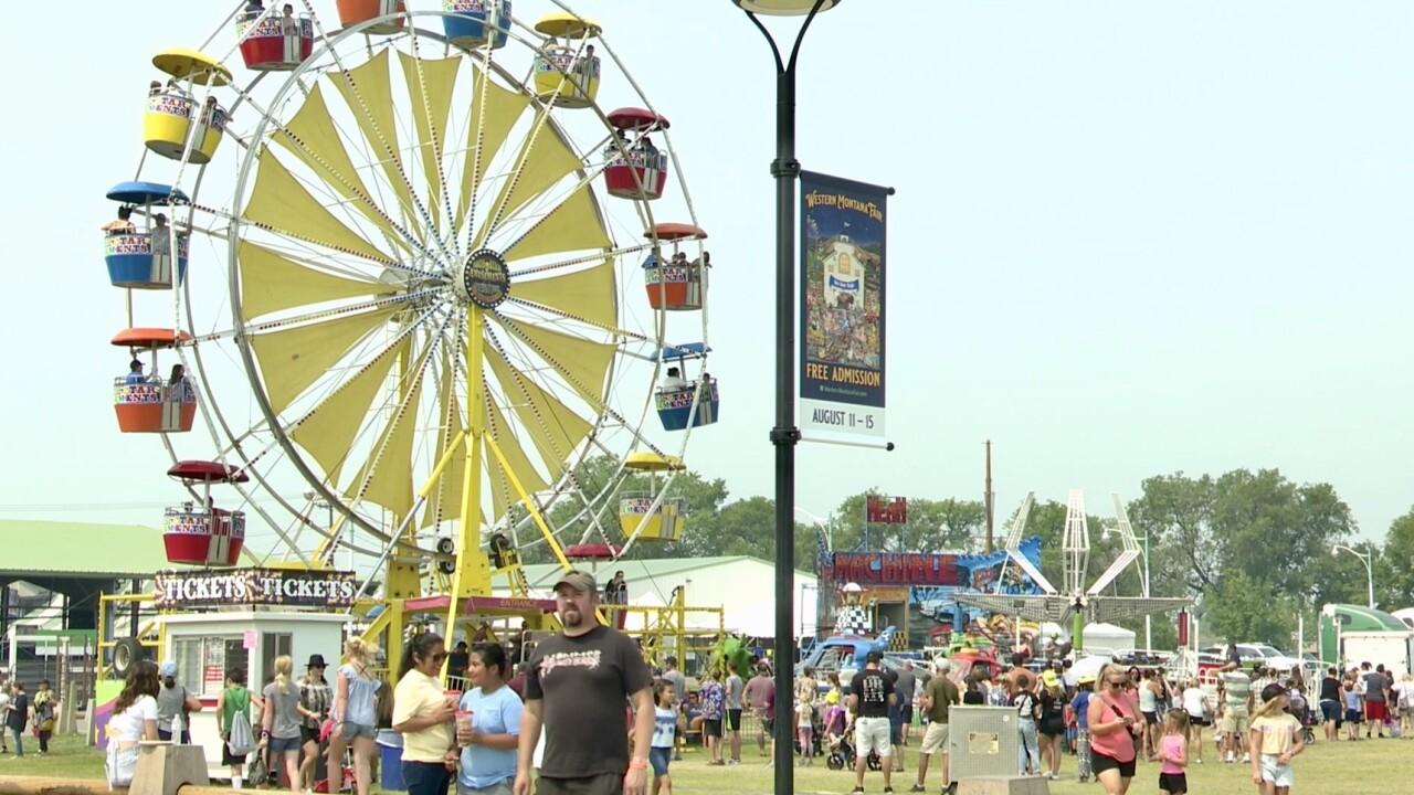 Western MT Fair