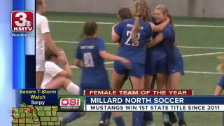 OSI Female Team of the Year: Millard North Soccer