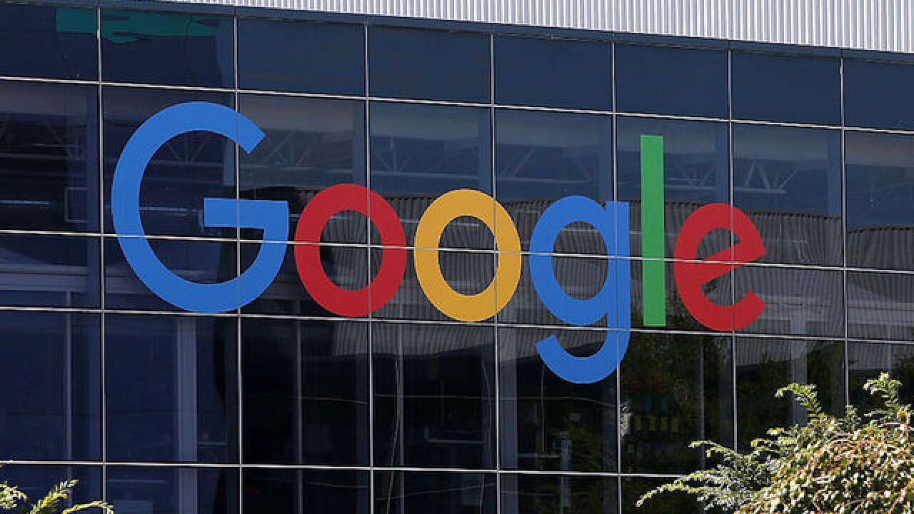 Senators blast Google for no-show on Capitol Hill