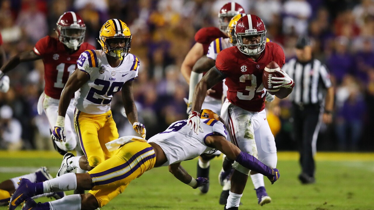 Live on News 3: Alabama hosts LSU in battle of college football unbeatens