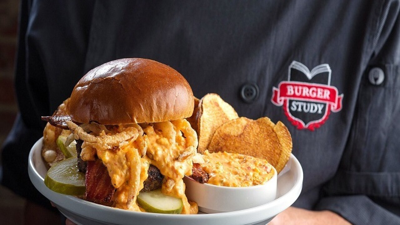 Burger Study to open in downtown Indy this September
