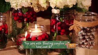 DIY holiday centerpiece ideas