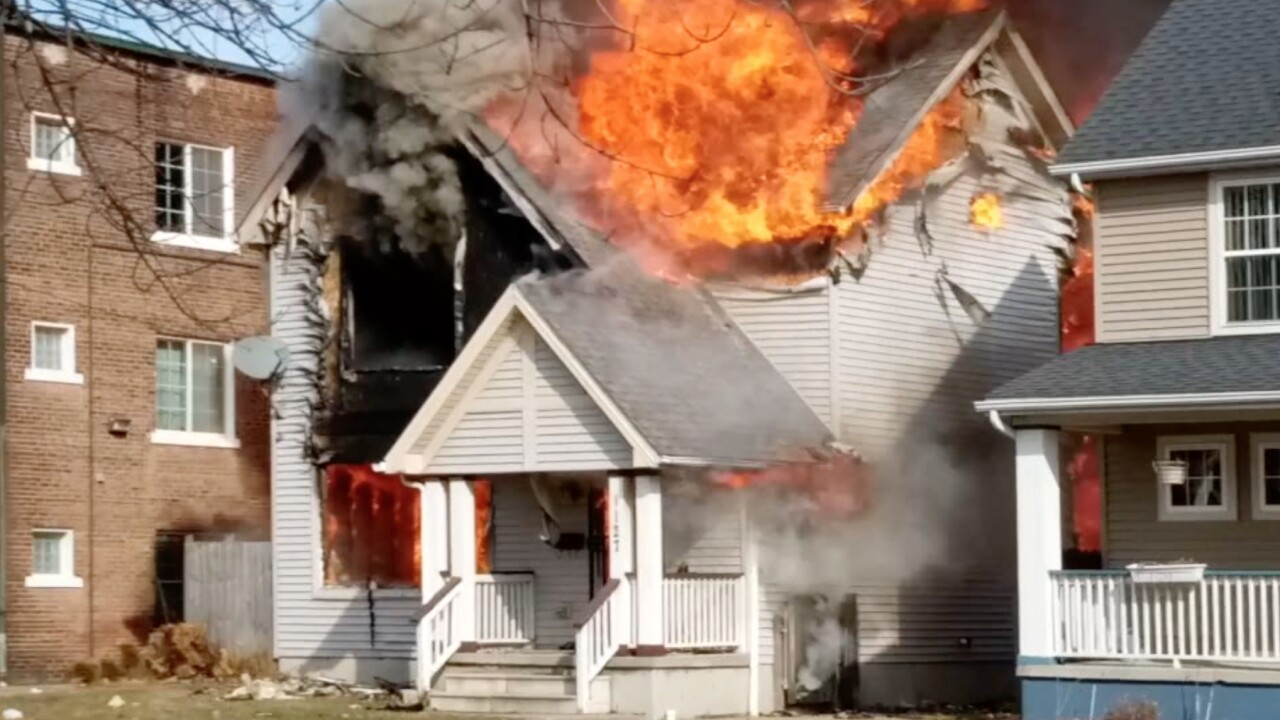 East Cleveland home hit by arson three times, fire department to bolster arson task force